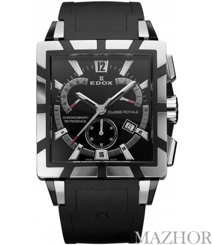 Часы EDOX Class Royale 01504 357N NIN - Фото №1