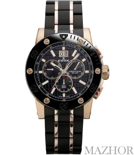 Часы EDOX Class 1 10014 37RN NIR - Фото №1