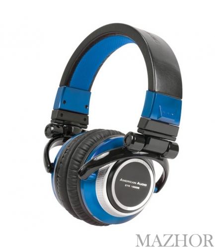 Наушники American Audio ETR 1000B - Фото №1