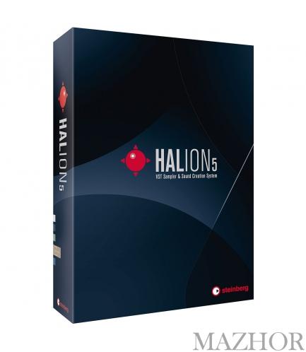 Программное обеспечение Steinberg Halion 5 Retail - Фото №1