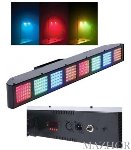 Светоприбор  AMERICAN DJ  Color Burst 8 DMX - Фото №1